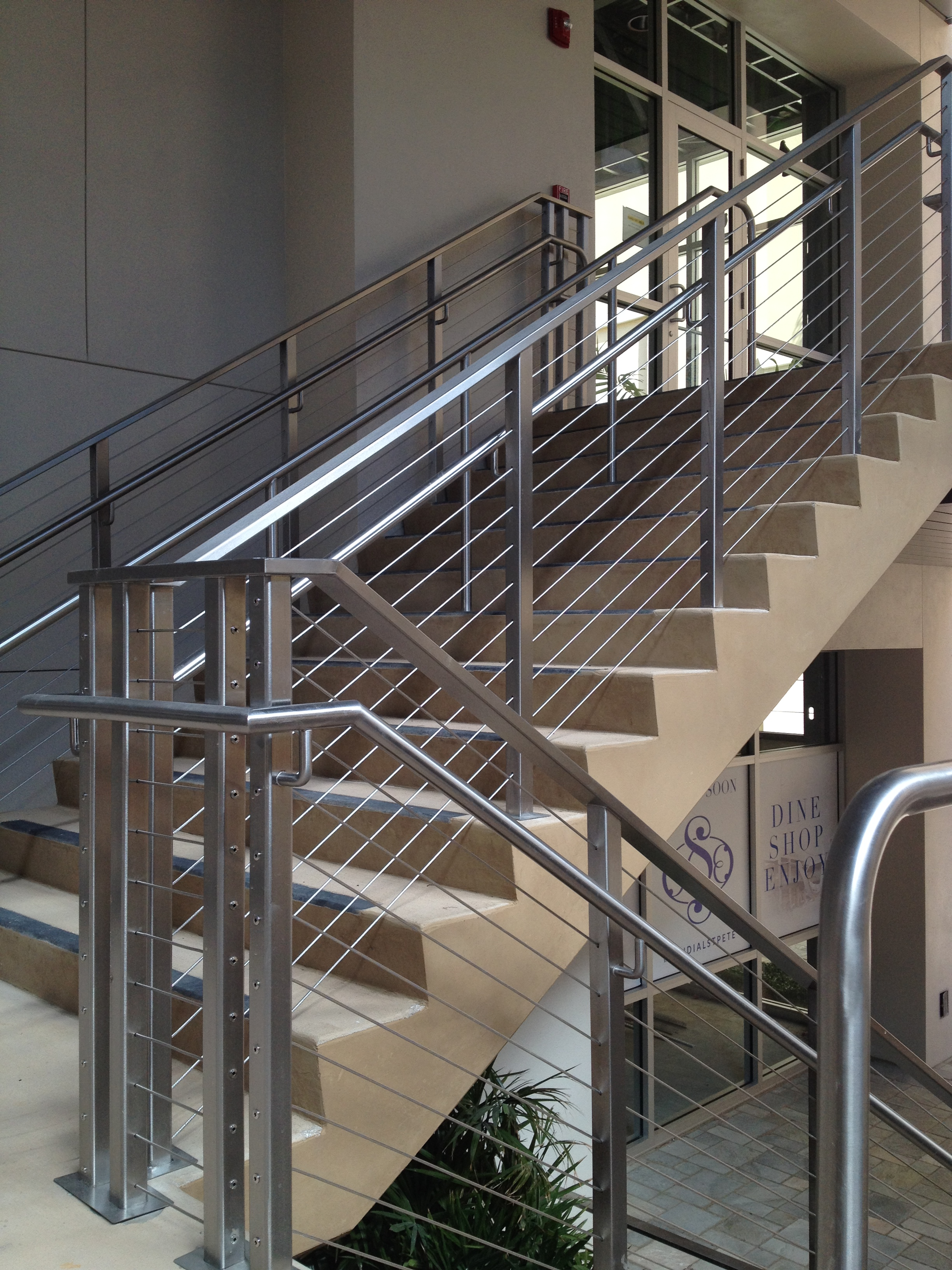Complete structural consulting for Architectural stairs